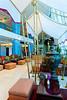 The Jumeirah Beach Resort interior furnishing in Dubai, UAE.