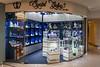 A gift shop at the Jumeirah Beach Hotel in Dubai, UAE, Middle East.