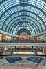 Inside decor of the Mall of the Emirates, Dubai, UAE, Middle East.