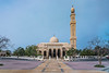 The Al Manara Mosque in Dubai, UAE, Middle East.