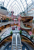 The Burjuman shopping mall in Dubai, UAE, Persian Gulf.