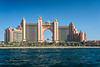 The Atlantis Palm Resort on The Palm in Dubai, UAE, Middle East.