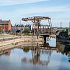Spencer Dock lift bridge