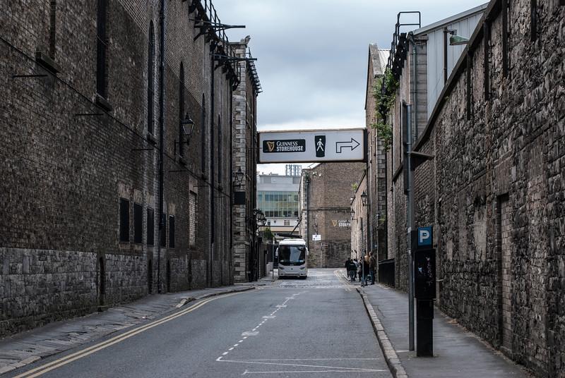 Guinness Alley