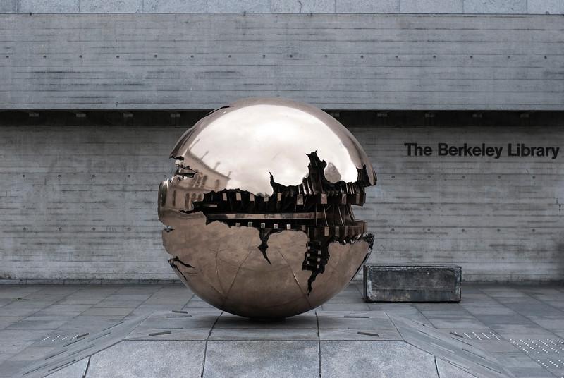 Berkeley Library Sphere within Sphere