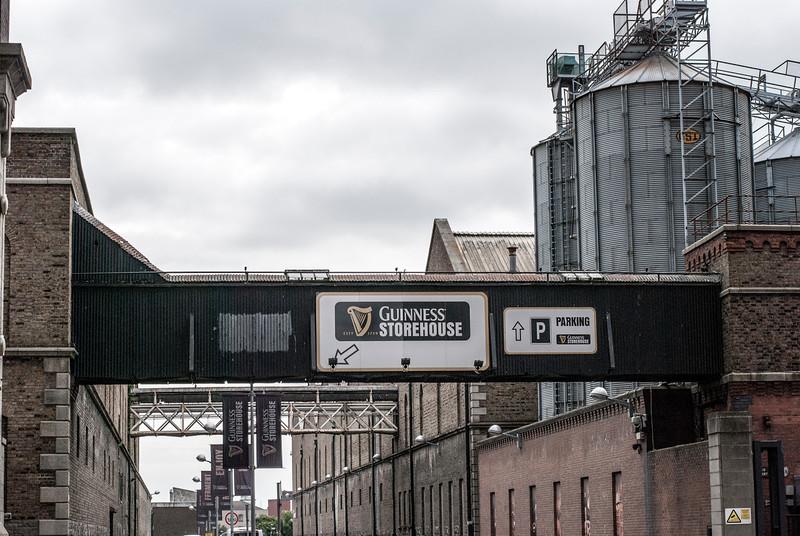 Guinness Exterior