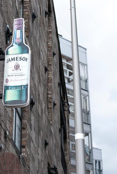 Jameson Entrance