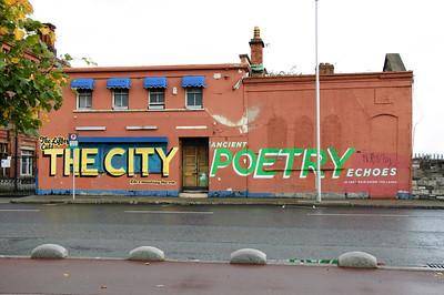 Irish Street Poetry