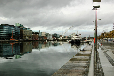 Docklands End of the Liffey (3)