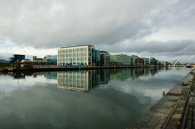 Docklands End of the Liffey (1)
