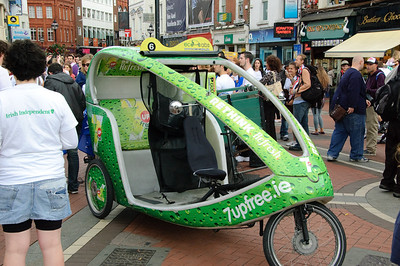 Eco Cab I think using one of these as a general commuting vehicle would be great.