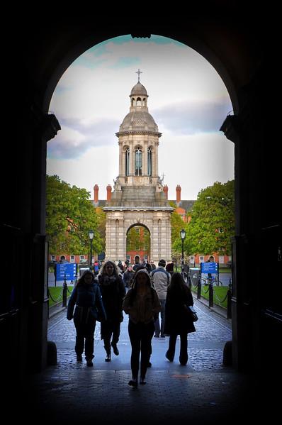 Trinity College Dublin. 2016.