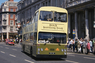 Dublinbus D722 O Connell St Dublin Jun 99