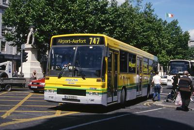 Dublinbus AD70 O Connell St Dublin Jun 99