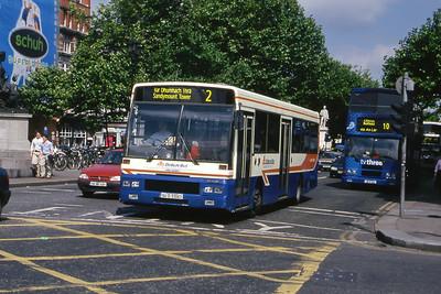 Dublinbus AD63 O Connell St Dublin Jun 00