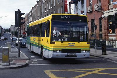 Dublinbus AD39 Gardner St Lower Dublin Jul 97
