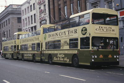Dublinbus D616 O Connell St Dublin Jun 99