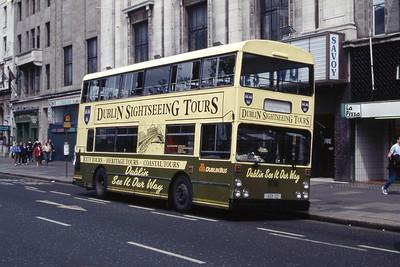 Dublinbus D603 O Connell St Dublin Jul 97