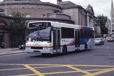 Dublinbus AD45 O Connell St Dublin Jul 97