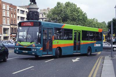 Dublinbus AD24 O Connell St Bridge Dublin Jul 97