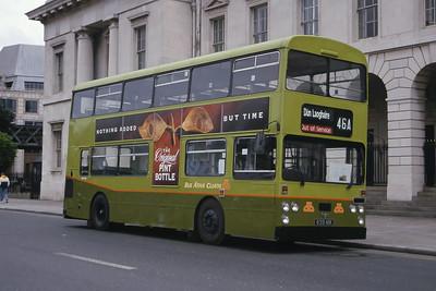 Dublinbus D839 Custom House Quay Dublin Jun 00