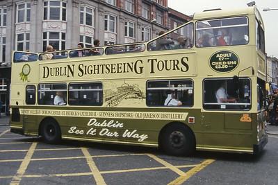Dublinbus D665 O Connell St Dublin 2 Jun 00