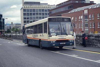 Dublinbus AD27 Connolly Station Jul 97