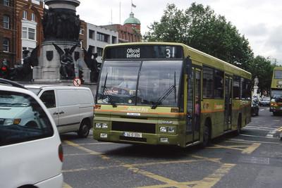 Dublinbus AD19 O Connell St Dublin Jul 98