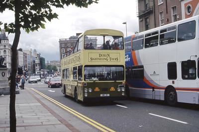 Dublinbus DF685 O Connell St Dublin Jul 98