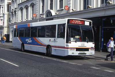 Dublinbus AD16 Aston Quay Dublin Jul 97
