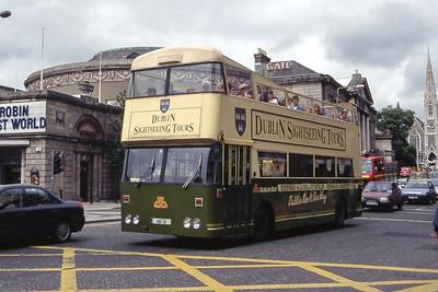 Dublinbus D469 O Connell St Dublin 2 Jul 97