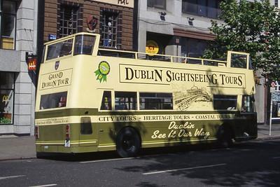 Dublinbus D413 O Connell St Dublin 1 Jul 97