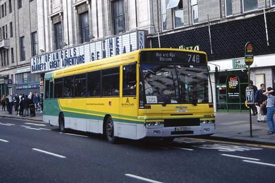 Dublinbus AD70 O Connell St Dublin Jul 98