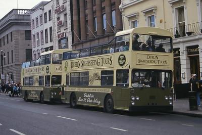 Dublinbus D665 O Connell St Dublin Jun 00