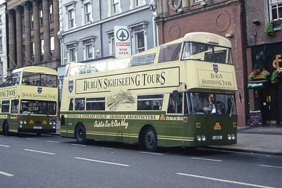 Dublinbus D469 O Connell St Dublin 1 Jul 97