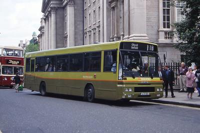 Dublinbus AD25 College Green Dublin Jul 98