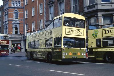 Dublinbus D722 O Connell St Dublin Jul 97