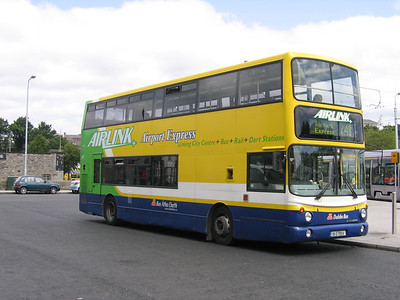 DublinBus AV124 Heuston Stn Dublin Jun 05
