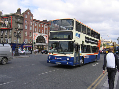 DublinBus AV69 OConnell Bridge Dublin Jun 05