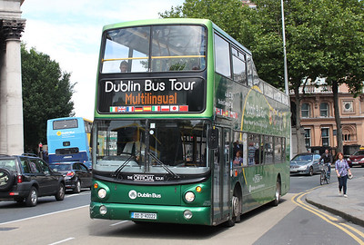 DublinBus AV22 College Green Dublin Jul 10