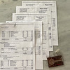 Ducati 1098S - Service Records and Code Card
