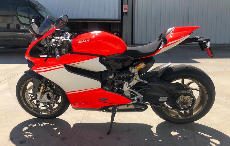 Ducati 1199 Superleggera -  (11)