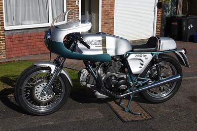 Ducati 750 Super Sport 1973