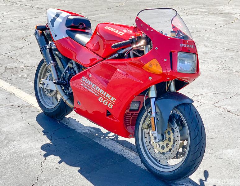 Ducati 888 LTD -  (1)