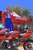 Laguna Seca MotoGP 2007 - Ducati Island! : For three days this place rivals the Ducati Factory as the center of the Ducati universe and a destination for Ducati fans worldwide. This year Ducati Island also hosted the second round of the Ducati Superbike Concorso. The results were spectacular. Photos and captions by Vicki Smith