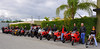 "New Years Day ""Red Snake"" Ride 2011, South Florida :"