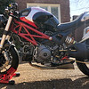 Ducati Monster Custom -  (2)