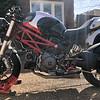 Ducati Monster Custom -  (1)