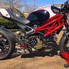 Ducati Monster Custom -  (8)