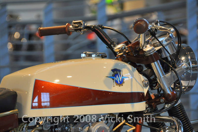 "Barbers collection of ""important"" MV Agusta's has to be among the best in the world"